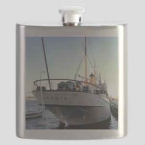 acadia ship1 Flask
