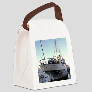 acadia ship1 Canvas Lunch Bag