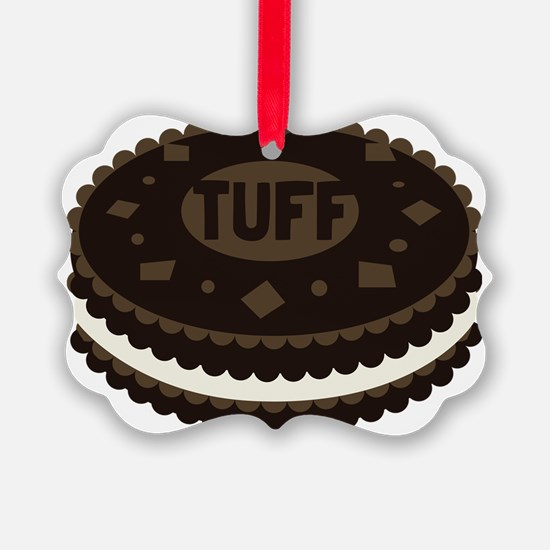 Tuff Cookie Ornament