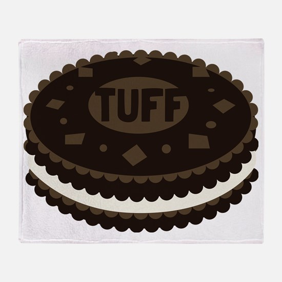 Tuff Cookie Throw Blanket