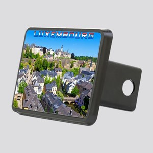 Luxembourg 01C Rectangular Hitch Cover