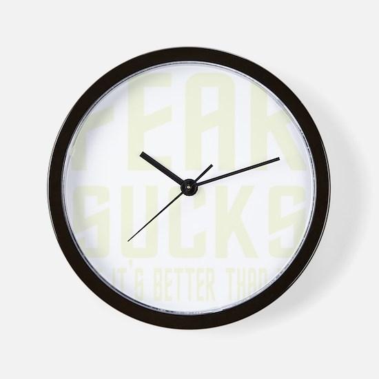 antiteapartyb Wall Clock
