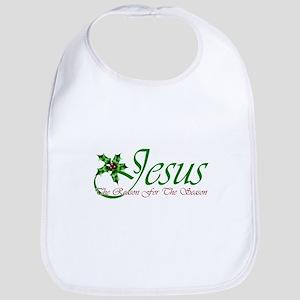 Jesus Reason For The Season Bib