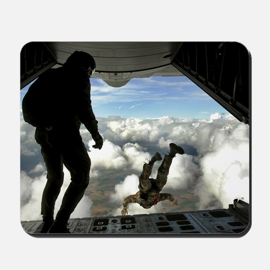 USAF PJ FPP Mousepad