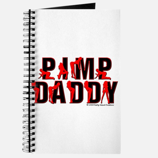 Pimp Daddy Journal