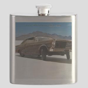 MJY Calendar - 65 Galaxie salt desert Flask