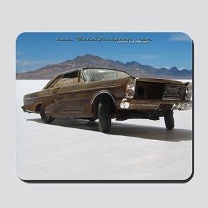 MJY Calendar - 65 Galaxie salt desert Mousepad
