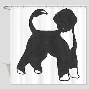 Flynnlogo Shower Curtain