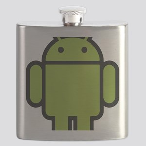 Android-Stroked-Black-New Flask