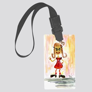 Sola by ACMcCall Large Luggage Tag