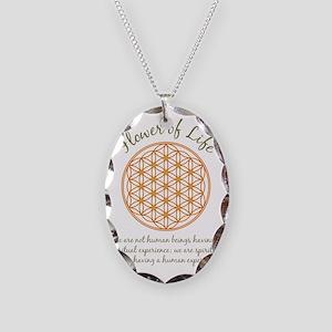 fol_spbeings Necklace Oval Charm