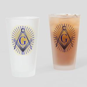 Florette 33 Drinking Glass