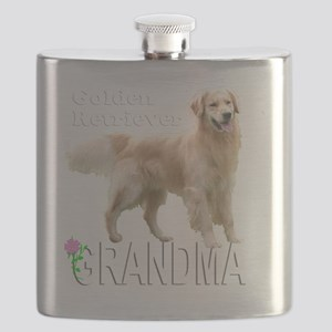GoldenGrandmaWhiteMerge Flask