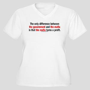 2-mafia Plus Size T-Shirt