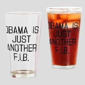 fib Drinking Glass