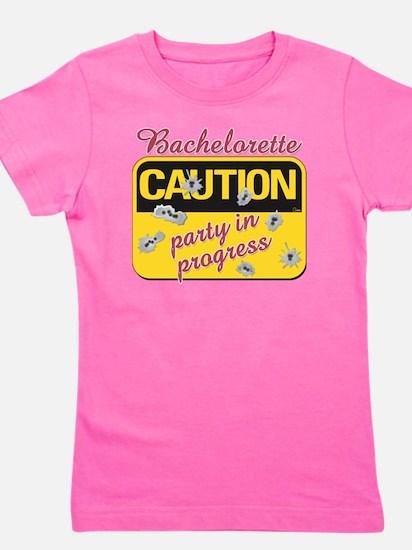 Bachelorette Bullets Girls Tee