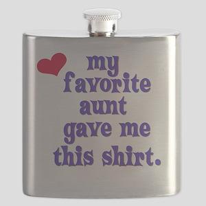 favorite-aunt Flask