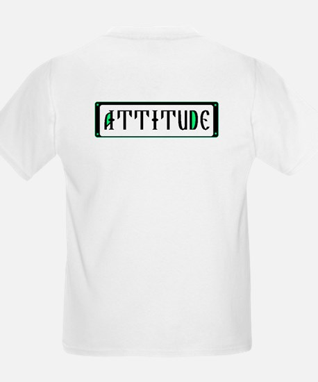 Attitude Fairy Kids T-Shirt