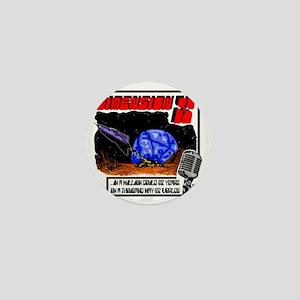 Dimension X color Mini Button