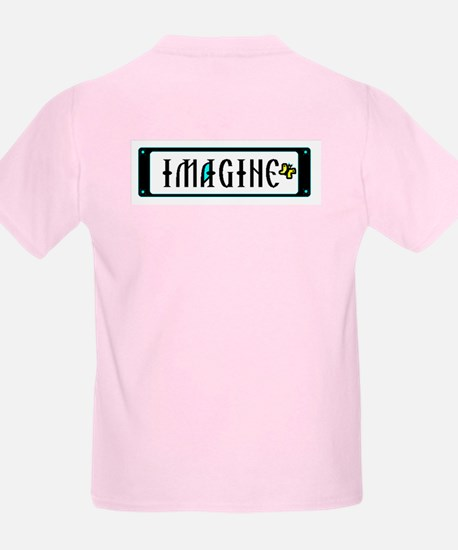 Fairy Of Imagination Kids T-Shirt