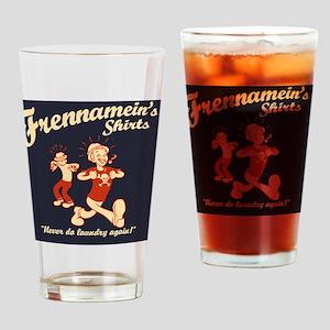 frennameins-TIL Drinking Glass
