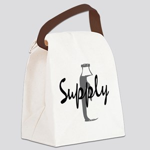 supply Canvas Lunch Bag