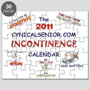 CALENDAR_inc-11 Puzzle