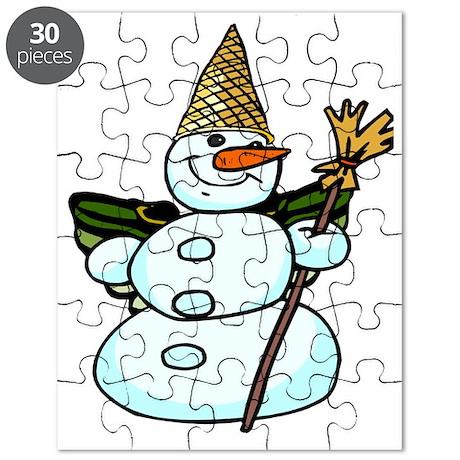 snowmannola2tra Puzzle