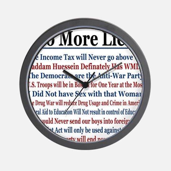 afrntlies Wall Clock