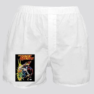 Byrnecoverblaclk Boxer Shorts