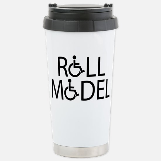 rollmodel Stainless Steel Travel Mug