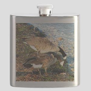 grazing beachcombers1 Flask