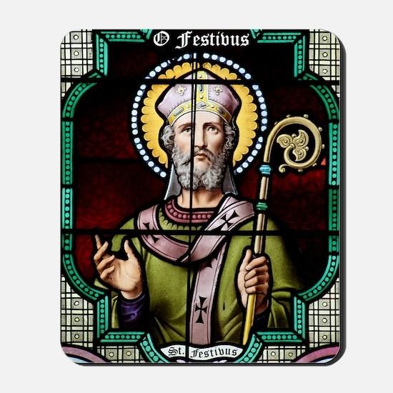St_FESTIVUS™_card Mousepad