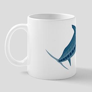 sailfish coming Mug