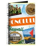 Honolulu Journals & Spiral Notebooks