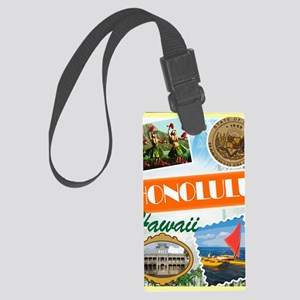 hawaii Large Luggage Tag