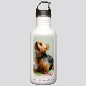 Yorkies Stainless Water Bottle 1.0L