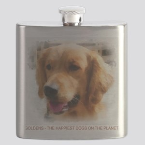 goldens Flask