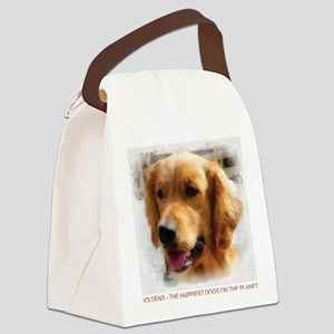 goldens Canvas Lunch Bag
