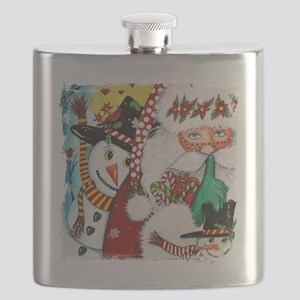 I STILL BELIEVEshirt Flask
