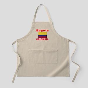 Bogota Colombia Designs Apron