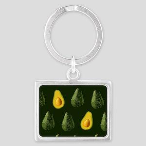 avocados_8x12 Landscape Keychain
