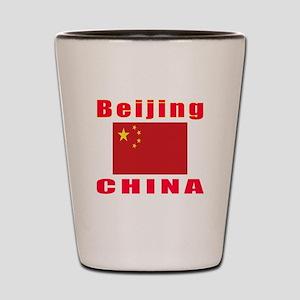 Beijing China Designs Shot Glass
