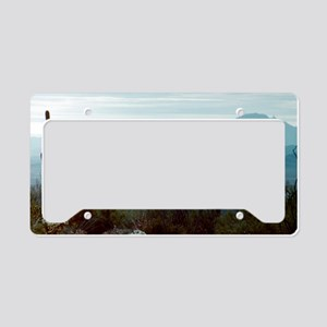 Saguaro National Park License Plate Holder