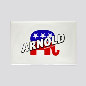 Arnold Rectangle Magnet