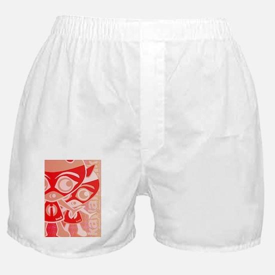ImpGreetCardStencil Boxer Shorts