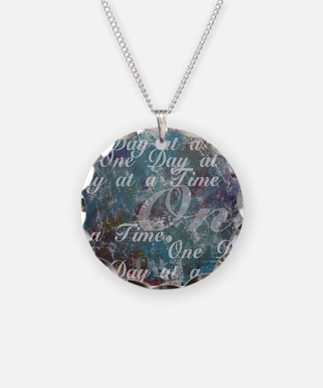 ONE-DAY-PSTR Necklace