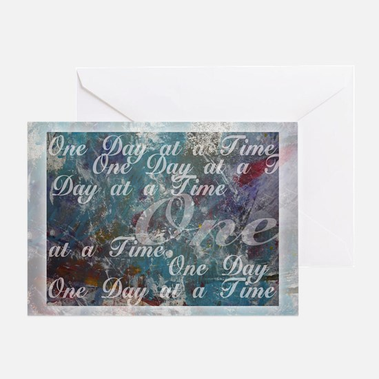 ONE-DAY-PSTR Greeting Card