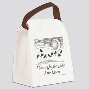 10x10 Apparel Template For Dancin Canvas Lunch Bag