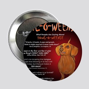 """howloweenie10x10 2.25"""" Button"""